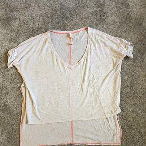 Lululemon workout T-shirt